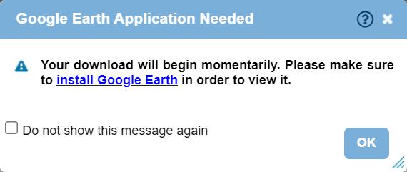 LandVision   Google Earth Integration